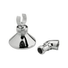 805050 Chrome Shower Outlet Elbow 1/2""