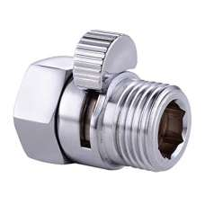 "1/2"" Shower Hose Check Valve Chrome"