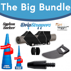 The Big Bundle - PipeLagger Pro, Syphon Sucker, DripStoppers