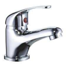 CONWAY MINI MONO BASIN MIXER CHROME & CLICKER WASTE 9112