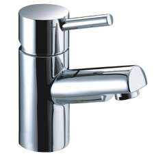 HARROW MONO BASIN MIXER CHROME & CLICKER WASTE 9090