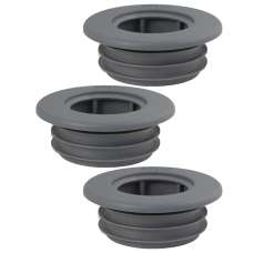 PipeSnug Grey 32mm - 3 for 2 Trade Pack