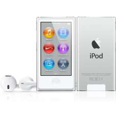 Apple iPod Nano - 16GB - Silver