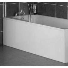 Bath Panel Mdf Gloss White 2pc 1700