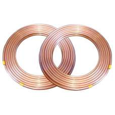 8mm Copper Coil (priced Per Meter)