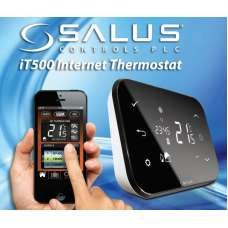 Salus It 500 Wireless Prog Room Stat
