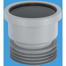 DC1-GR 110mm Drain Connector-grey