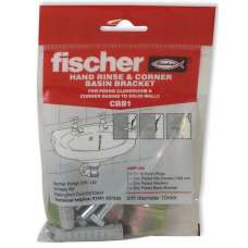 Fischer Cbb1 Small / Corner Basin Bracket Fixing Set