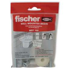 Fischer Wst 140 Wash Basin Fixing Set