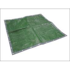 Faithfull Green Tarp 18ft X 12ft