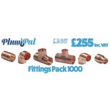 Fittings Pack 1000