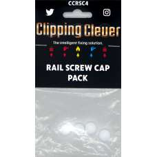 Clipping Clever Rail Screw Caps (4)